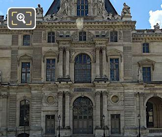North Facade Pavillon Daru La Justice Et La Fraternite
