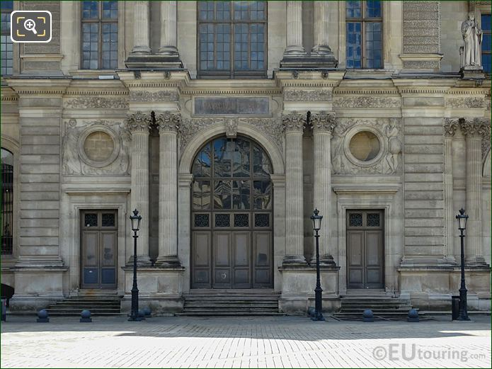 Pavillon Daru Ground Floor La Justice Et La Fraternite