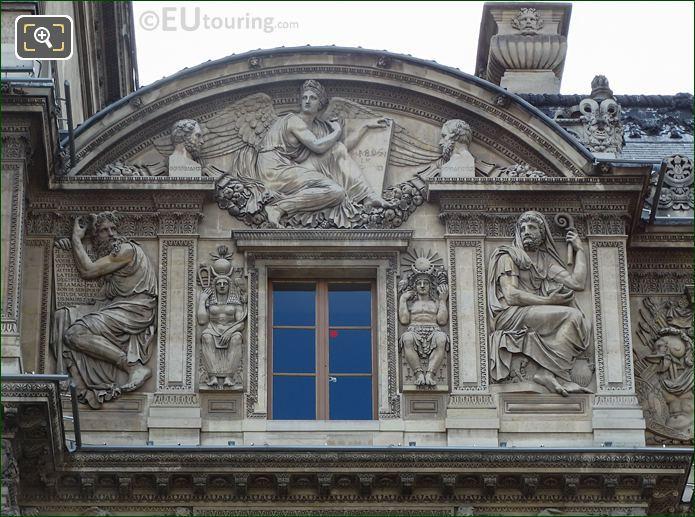 Aile Lemercier Top Window Numa Sculpture RHS