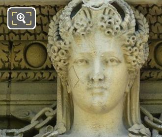 Aile De Marsan Diane Avec Des Chiens Sculpture By Auguste Nicolas Cain