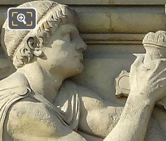 La Vigilance Sculpture By French Artist Joseph Perraud