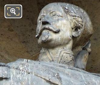 General Lamoriciere Statue By Rene Albert Baucour