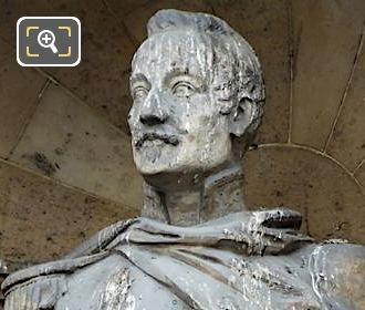 Damremont Statue By Artist Paul Graf