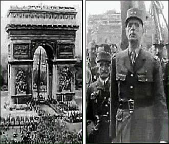 Liberation of Paris World War II