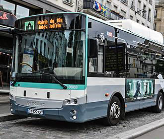 Montmartrobus Buses