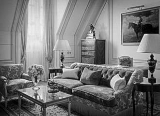 The Ritz Paris Suite Prince De Galles