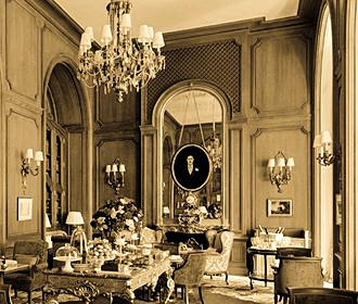 The Ritz Paris Salon Proust