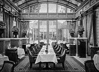 The Ritz Paris Bar Vendome Conservatory