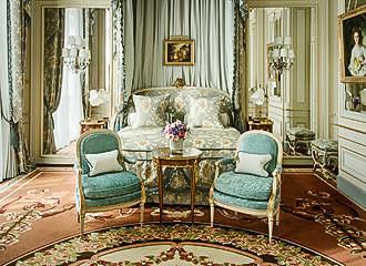 The Ritz Paris Suite Imperiale