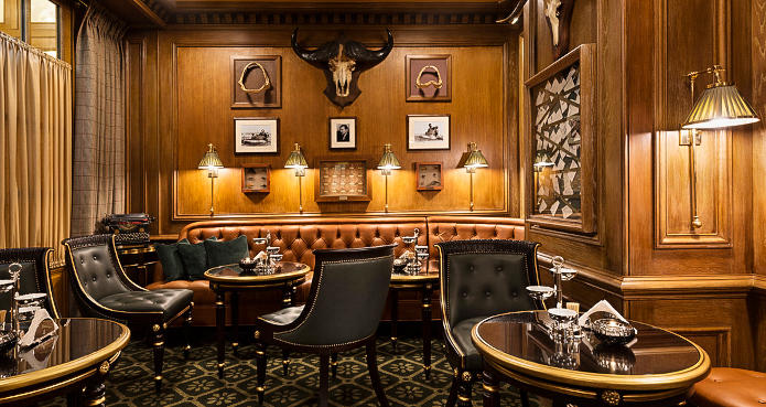 The Ritz Paris Bar Hemingway