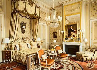The Ritz Paris Marie-Antoinette Bedroom