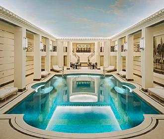 The Ritz Paris Hotel Swimming Pool