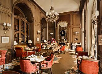 The Ritz Paris Salon Proust
