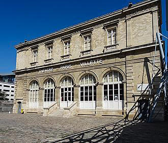 Theatre Paris-Villette
