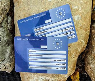 EHIC Cards