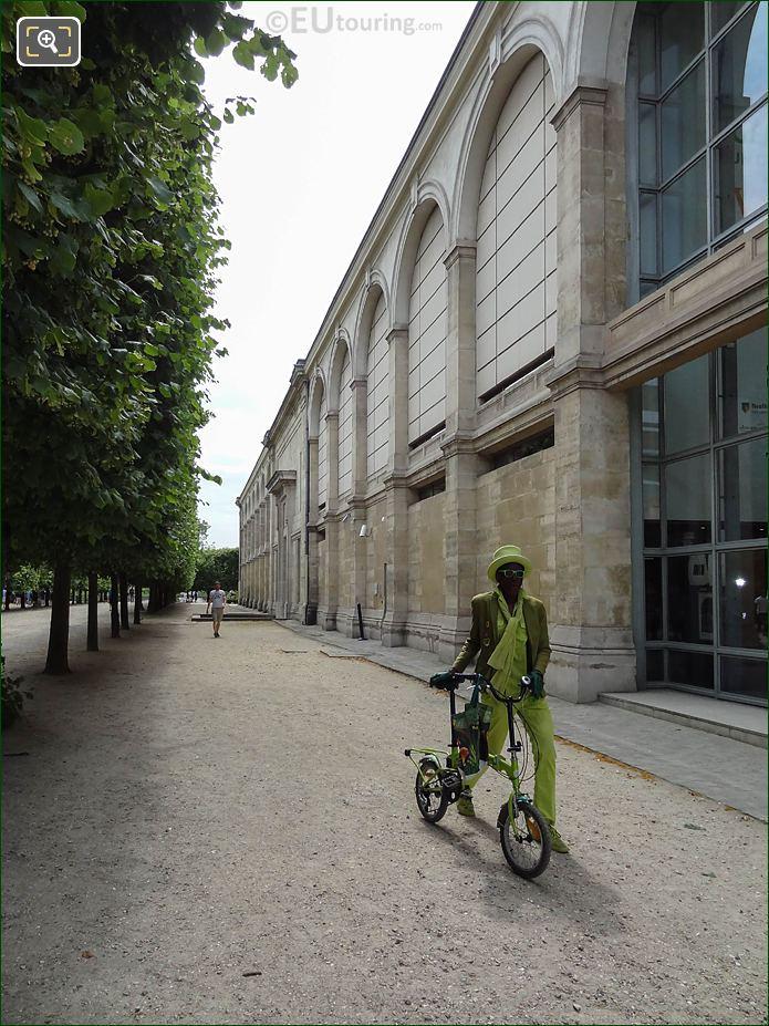 North Facade Musee Jeu De Paume Looking SE