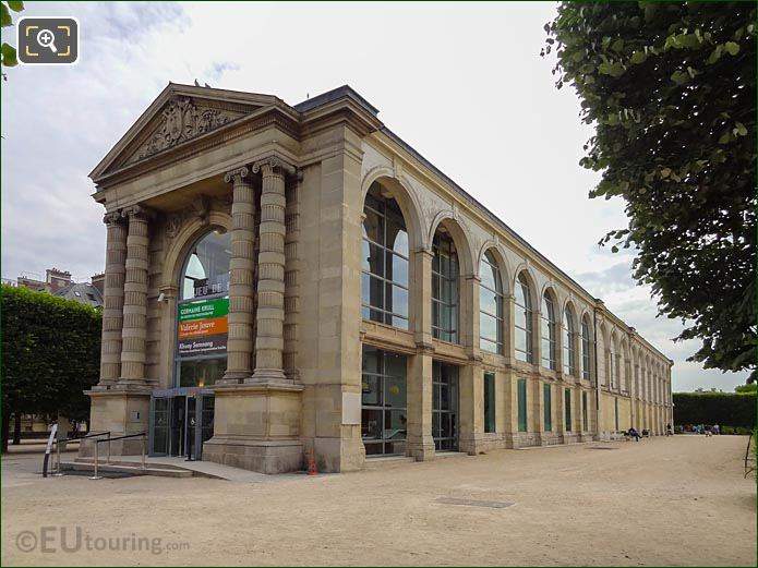 Musee Jeu De Paume Jardin Tuileries
