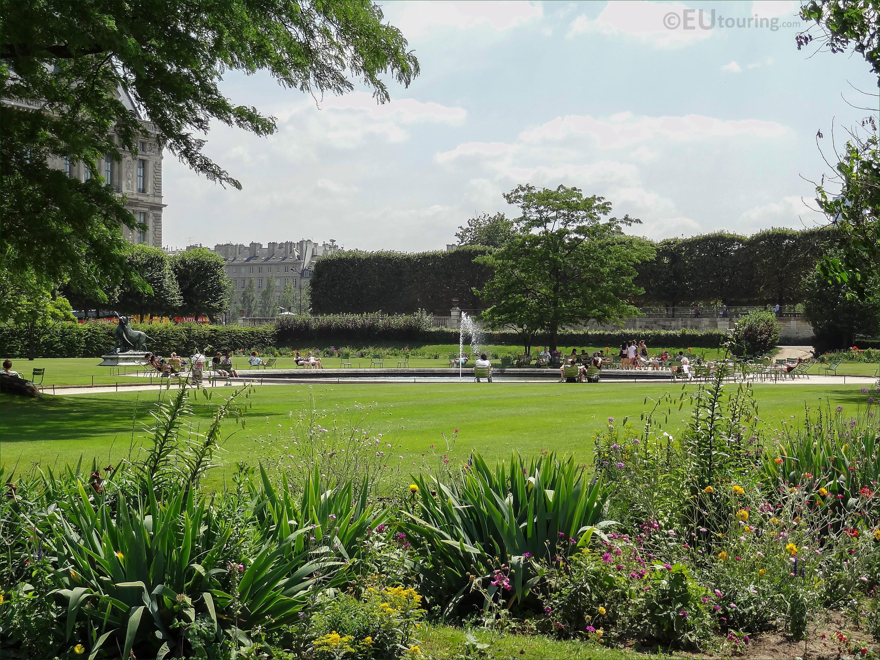 se water fountain tuileries garden - Tuileries Garden