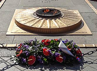Unknown Soldier And Eternal Flame