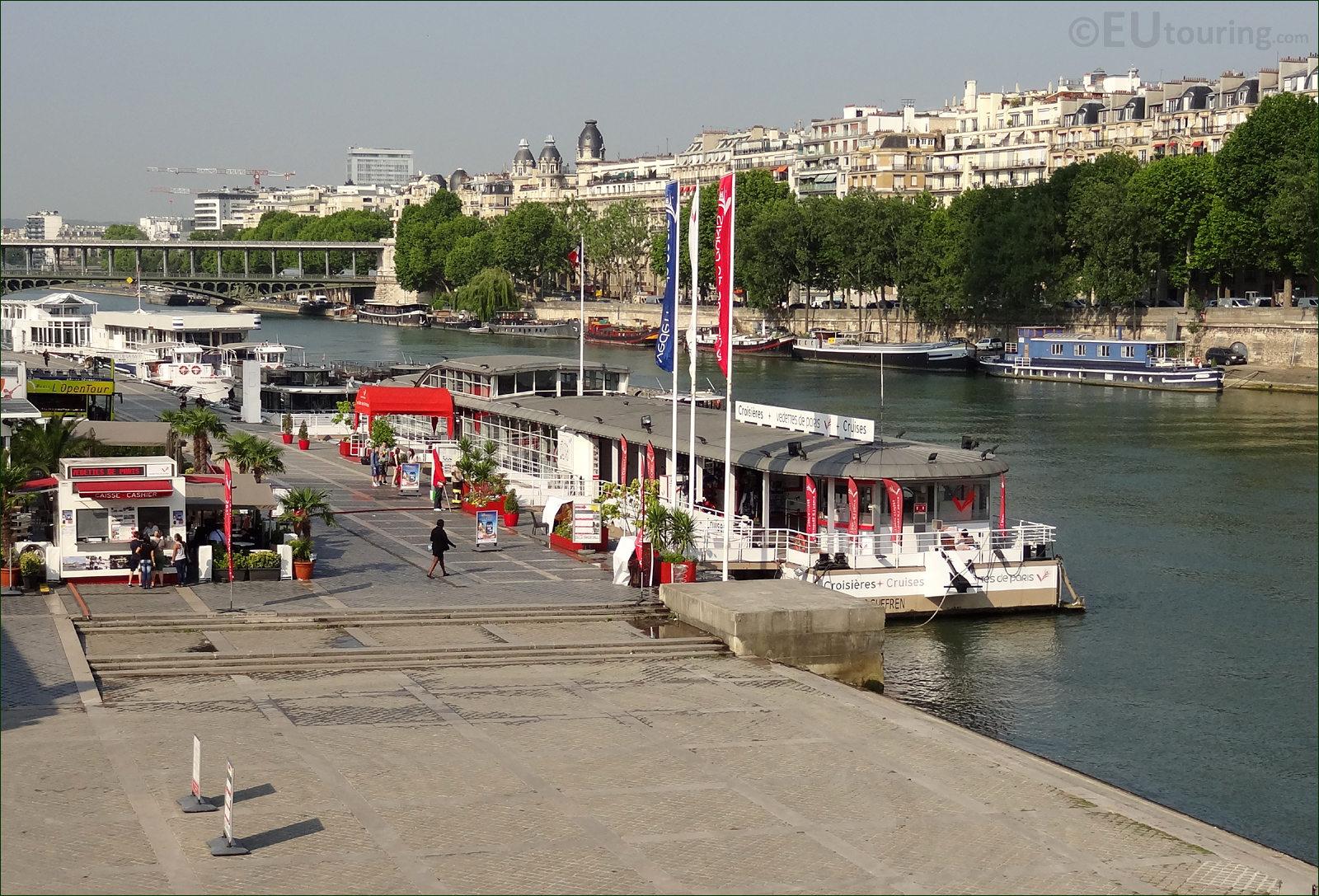 Hd photos of the vedettes de paris sightseeing cruise - Restaurant seine port ...