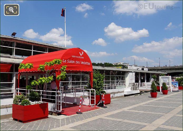 Salon Des Vedettes Restaurant