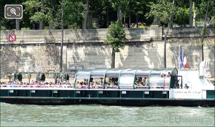 Photo Of Vedettes Du Pont Neuf In Paris