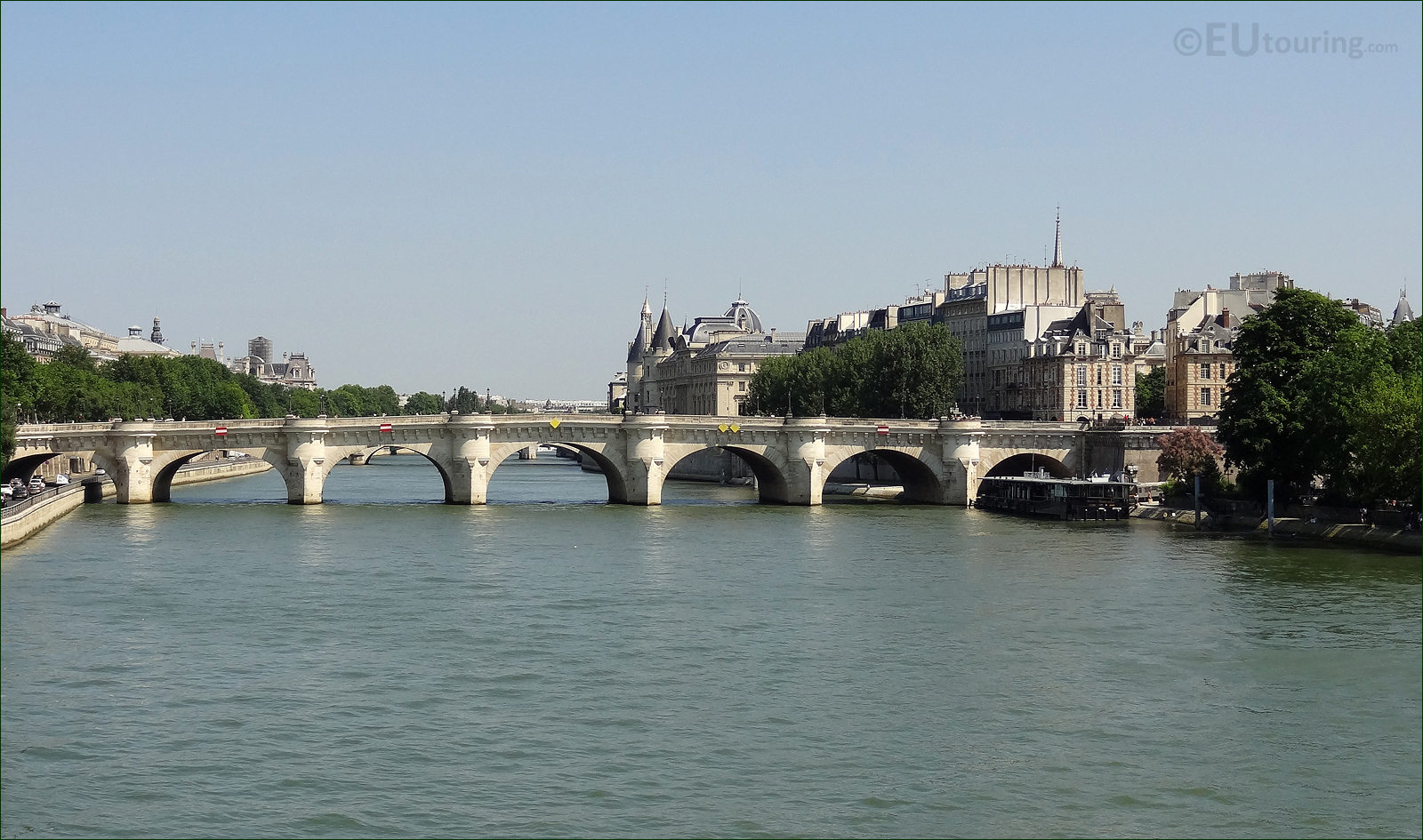 Photo Images Of Vedettes Du Pont Neuf In Paris Image 10