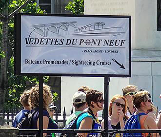 River Seine Boat Tours