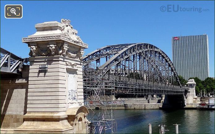Viaduc d Austerlitz Metro Bridge