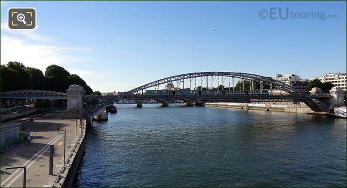 Viaduc d Austerlitz South Side