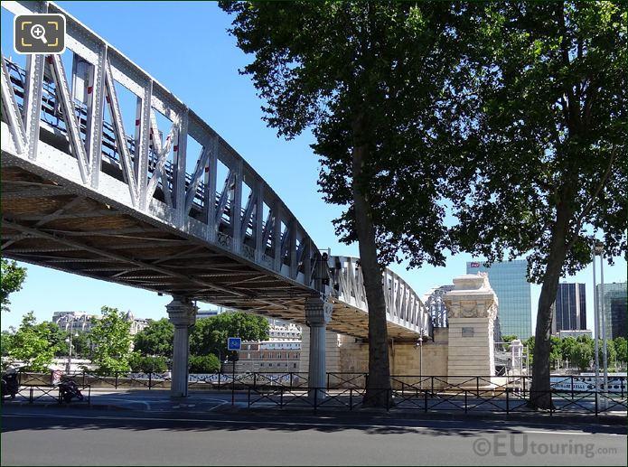 Viaduc d Austerlitz Over Quai d Austerlitz