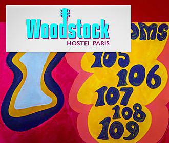 Woodstock Hostel In Paris