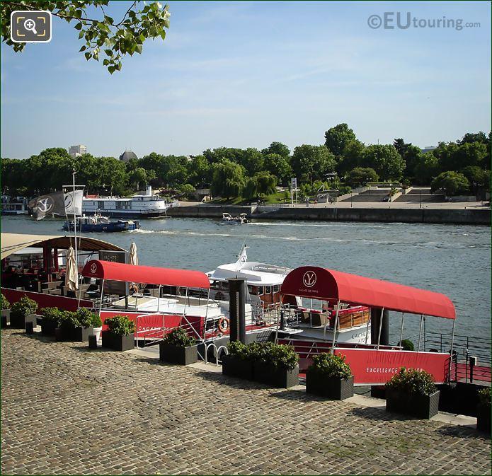 Yachts De Paris Gangways