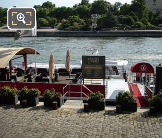 Yachts De Paris Le Club