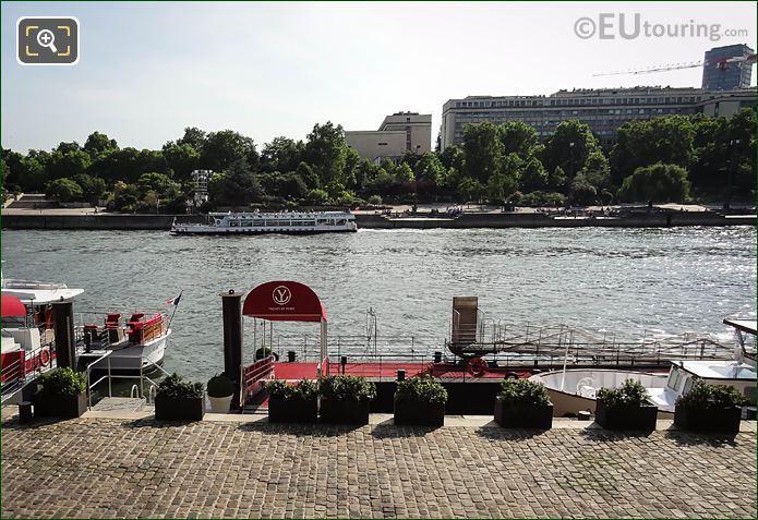 Yachts De Paris Excellence Gangway